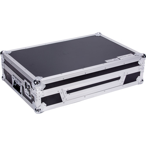 DeeJay LED Case for Denon MCX8000 DJ Controller with Laptop Shelf