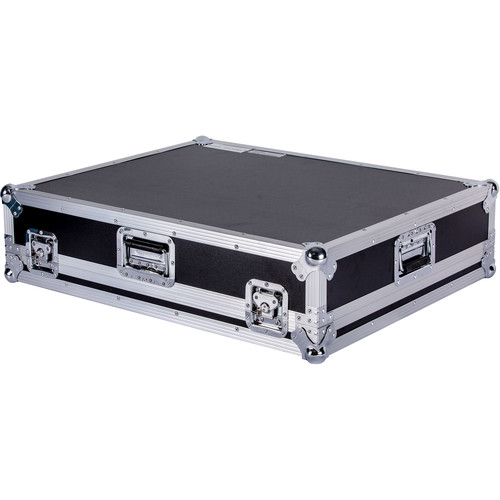 DeeJay LED Case for Yamaha MGP24X Mixing Console with Casters