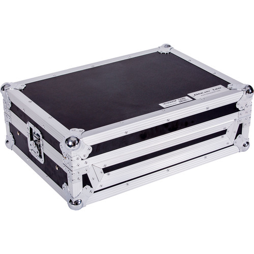 DeeJay LED Case for Numark Mixdeck Express All In One System with Laptop Shelf