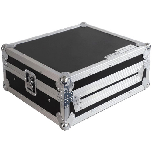 DeeJay LED Fly Drive Case for Roland DJ505 Pro DJ Controller or Similar with Laptop Shelf