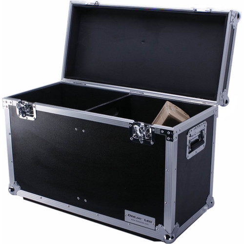 DeeJay LED TBHSLDC200 Flight Touring Utility Trunk Case