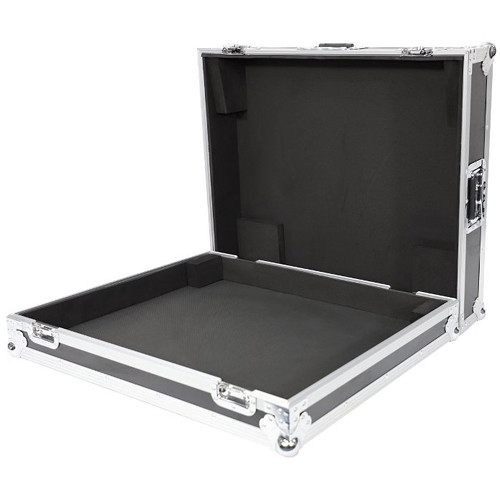 DeeJay LED Fly Drive Case for Soundcraft Si Expression 2 Digital Mixer (Black)
