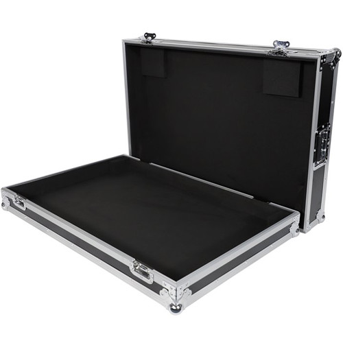 DeeJay LED Fly Drive Case for Soundcraft Si Expression 3 Digital Mixer (Black)