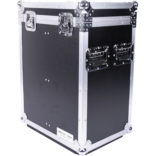 DeeJay LED Fly Drive Universal Utility Trunk Case with Caster Board