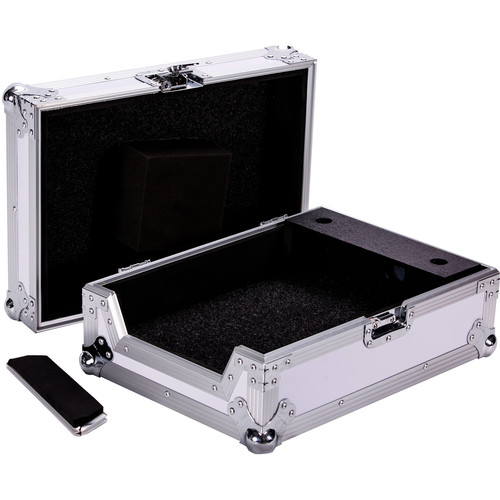 DeeJay LED Case for Pioneer XDJ-1000 Multi-Player (White)
