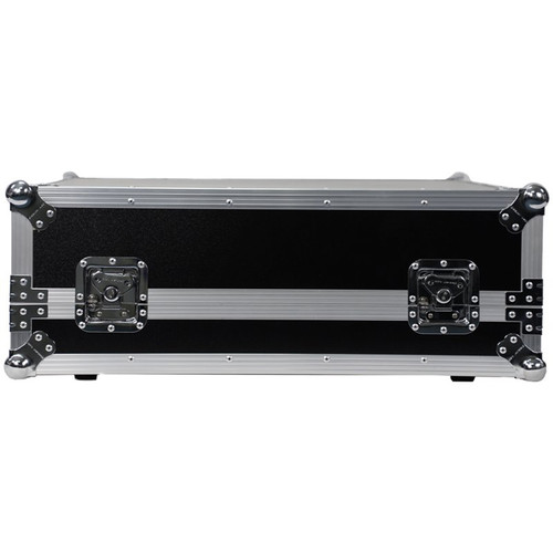 DeeJay LED Fly Drive Case for Yamaha TF3 24 Channel Digital Mixer with Wheels (Black)
