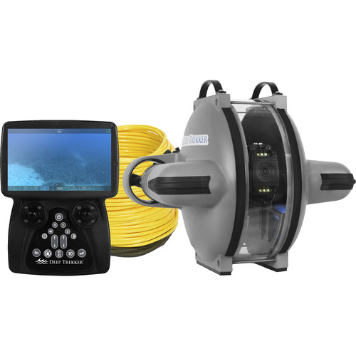 Deep Trekker DTG3 Underwater ROV with BRIDGE Technology Starter Package