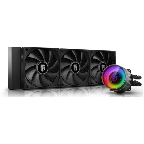 Deepcool CASTLE 360EX Gamer Storm Liquid AiO CPU Cooler (Black)