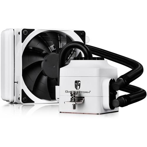 Deepcool Captain 120 EX All-in-One Liquid CPU Cooler (White)