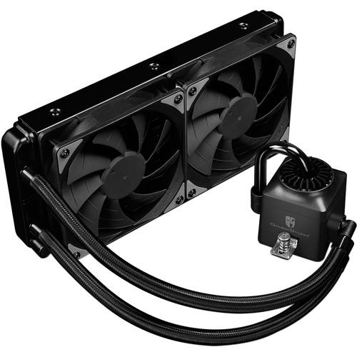 Deepcool Captain 240EX RGB Liquid CPU Cooler