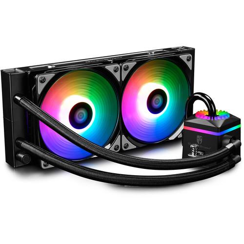 Deepcool GamerStorm Captain 240 Pro Liquid CPU Cooler