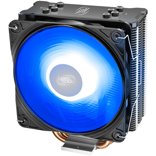 Deepcool GAMMAXX GTE V2 120mm CPU Air Cooler (Black)