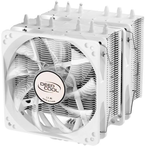 Deepcool NEPTWIN WHITE CPU Cooler