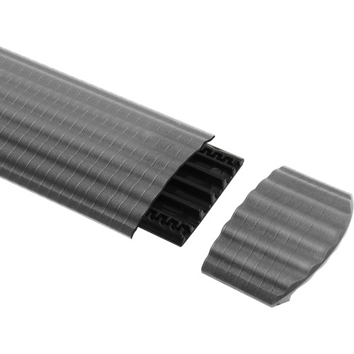 Defender Cable Protection Syst Office ER End Ramp for Office Cable Duct (Gray)