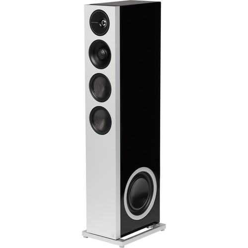 Definitive Technology Demand Series D15 Floorstanding Speaker (Piano Black, Right, Single)