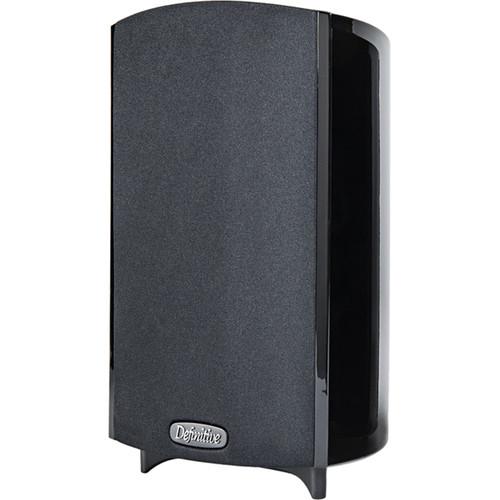 Definitive Technology ProMonitor 800 2-Way Satellite Speaker (Black, Single)