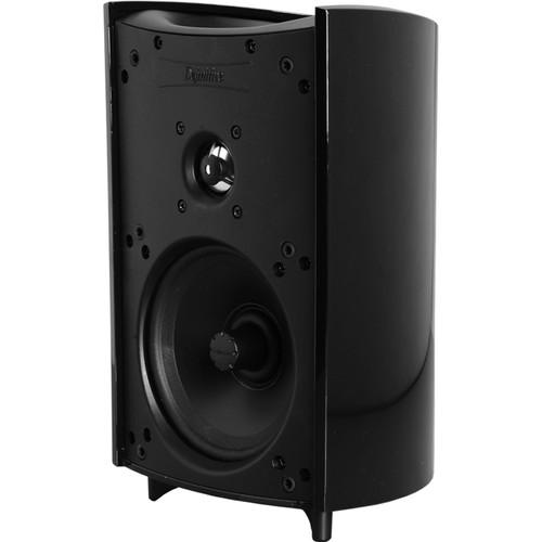 Definitive Technology ProMonitor 1000 2-Way Satellite Speaker (Black, Single)