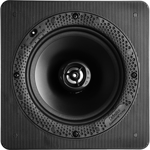 """Definitive Technology Disappearing Series DI 6.5S 2-Way Speaker (Single, 6.5"""" Driver)"""