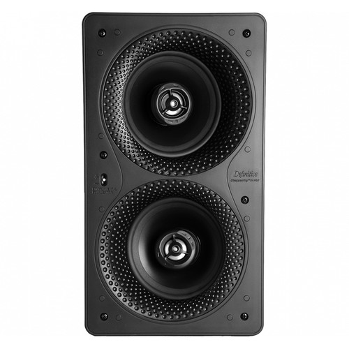 "Definitive Technology Disappearing Series DI 5.5BPS 2-Way Speaker (Single, Dual 5.25"" Drivers, Bipolar)"