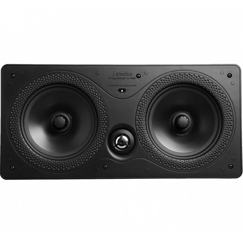 """Definitive Technology Disappearing Series DI 6.5LCR 2-Way Speaker (Single, Dual 6.5"""" Drivers)"""