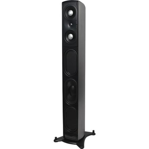 Definitive Technology Mythos ST-L Super Tower 3-Way Floor-Standing Loudspeaker (Single, Graphite)