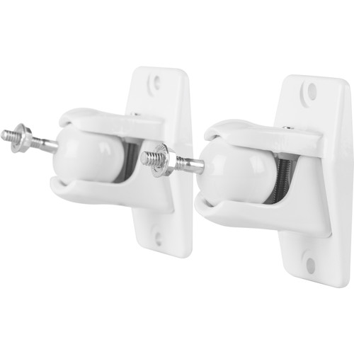 Definitive Technology ProMount 90 Articulating Wall-Mount Bracket for ProMonitor 1000 and Mythos Gem XL (White, Pair)
