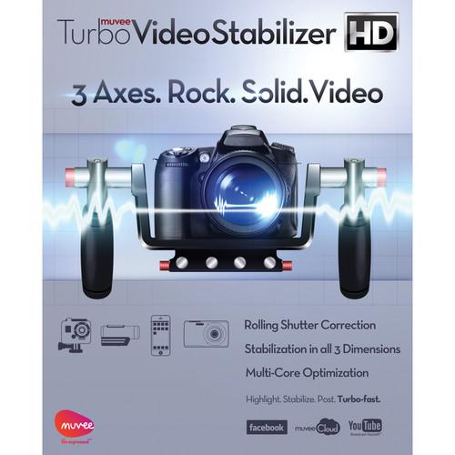 DEGICA Muvee Turbo Video Stabilizer Software
