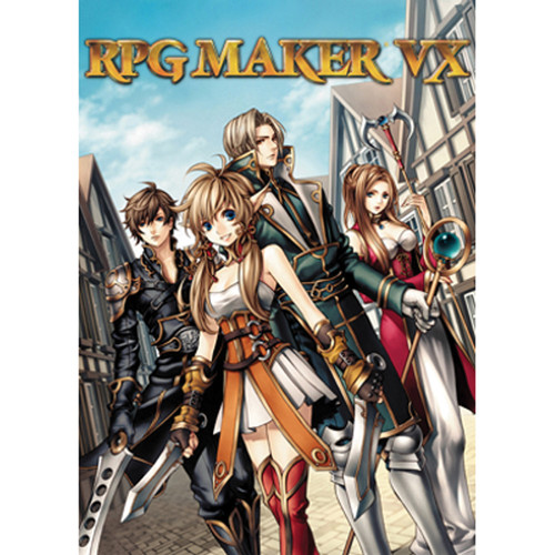DEGICA RPG Maker VX (PC)