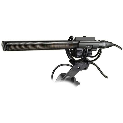 Deity Microphones S-Mic 2 Shotgun Microphone and Location Kit