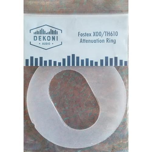 Dekoni Audio Attenuation Ring for Fostex Massdrop TH-X00 / TH610 / TH900 Headphones (Pair)