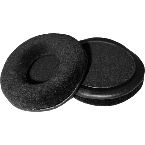 Dekoni Audio Technics RP-DH1200 Velour Replacement Ear Pads (Black, 1-Pair)