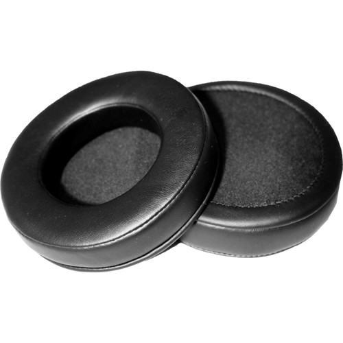 Dekoni Audio Platinum Memory Foam Protein Leather Replacement EarPads for Beyerdynamic DT770/880/990 (Pair, Black)