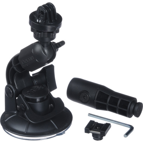 Delkin Devices Fat Gecko Mini Suction Mount For GoPro Camera