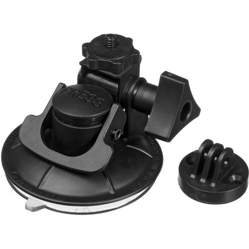 Delkin Devices Fat Gecko Stealth Suction Mount for GoPro Action Camera