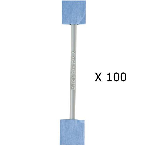 Delkin Devices SensorSafe 24mm Sensor Cleaning Wands (Pack of 100)