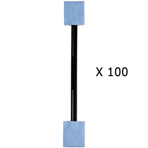 Delkin Devices SensorSafe 20mm Sensor Cleaning Wands (Pack of 100)