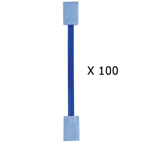 Delkin Devices SensorSafe 16mm Sensor Cleaning Wands (Pack of 100)