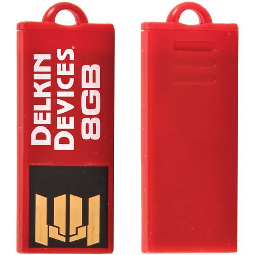 Delkin Devices 8 GB Tiny USB Flash Drive