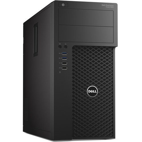 Dell Precision Mini Tower 3620/ i7-7000K/ 16GB/ 512GB SSD/ Windows 10 Pro