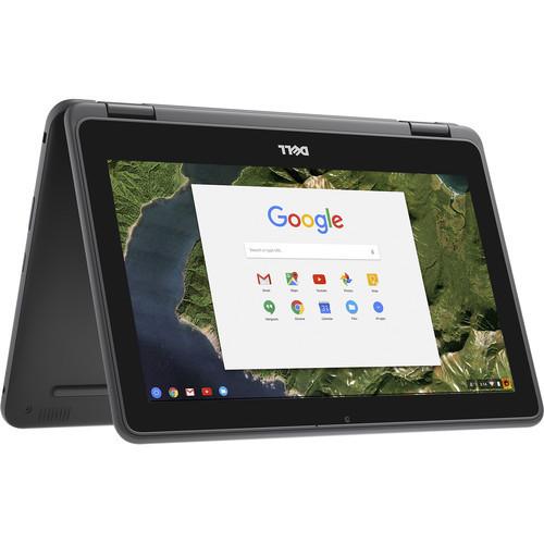 "Dell 11.6"" Chromebook 11 3189 16GB Multi-Touch 2-in-1"