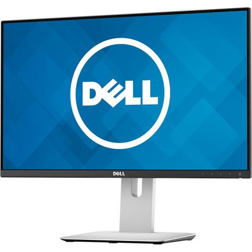 "Dell U2414H 23.8"" Widescreen LED Backlit IPS Ultra Sharp Monitor"