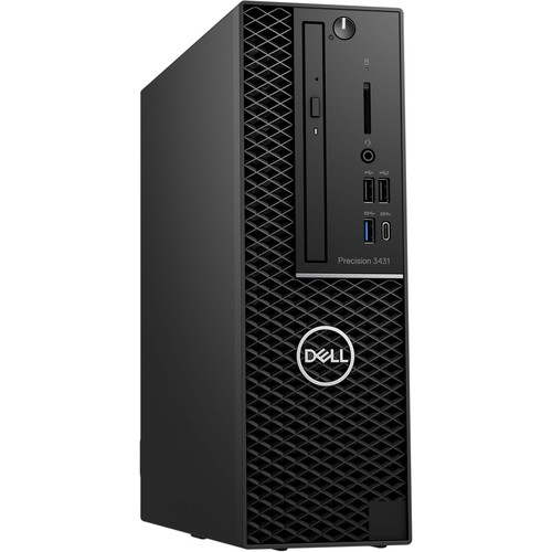 Dell Precision 3431 Small Form Factor/ i5-9500/ 8GB/ 256GB SSD/ Windows 10