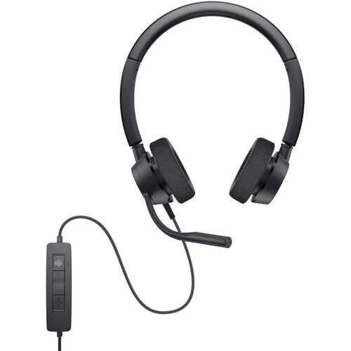 Dell Pro Wired On-Ear USB Headset