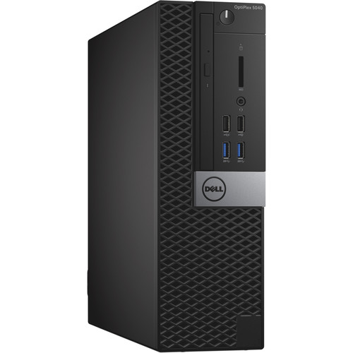 Dell OptiPlex 5040 Small Form Factor Desktop Computer