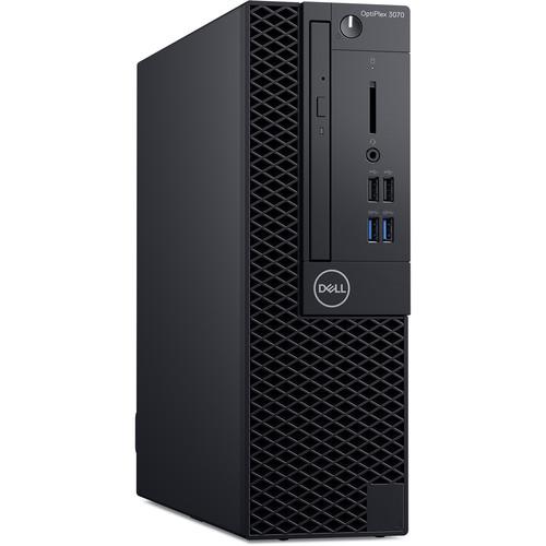 Dell OPTI 3070 SFF/ i3-9100 3.6GHz/ 4GB 500GB/ Integrated Graphics/ Windows 10 Pro