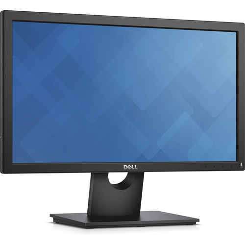 "Dell E2016H 19.5"" Widescreen LED Backlit LCD Monitor"