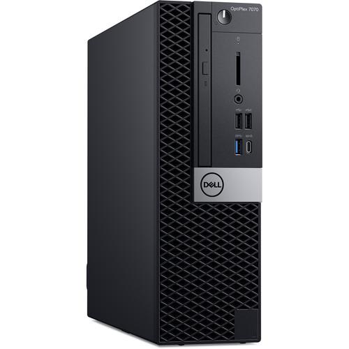 Dell OptiPlex 7070 Small Form Factor Desktop Computer