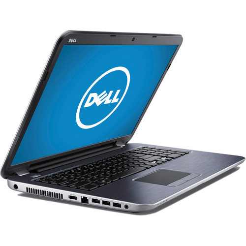 """Dell Inspiron 17R i17RM-324sLV 17.3"""" Notebook Computer (Moon Silver)"""