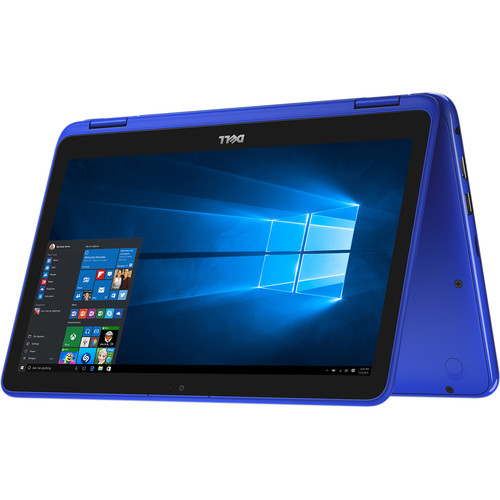 "Dell 11.6"" Inspiron 11 3000 Series Multi-Touch 2-in-1 Notebook (Blue)"