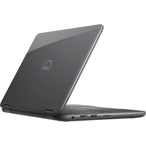 "Dell 11.6"" Inspiron 11 3000 Series Multi-Touch 2-in-1 Notebook (Gray)"